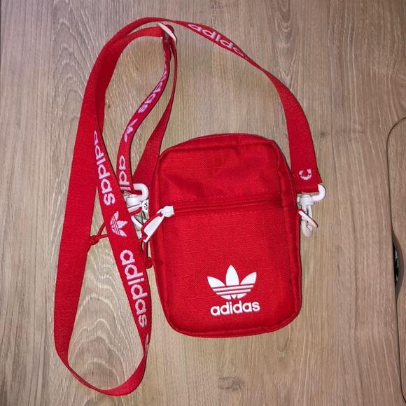 b23a85d5c adidas Bags | Shoulder Strap Festival Bag | Poshmark